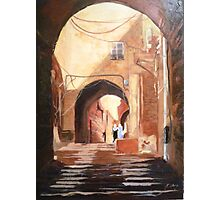 Seductive Arches(Sold) Photographic Print