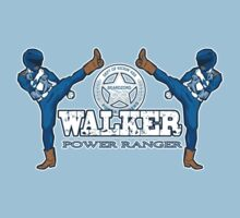 Walker - Power Ranger! by nikholmes