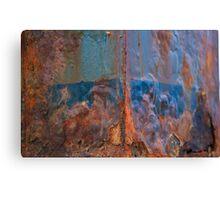 Rust in Blackpool Canvas Print