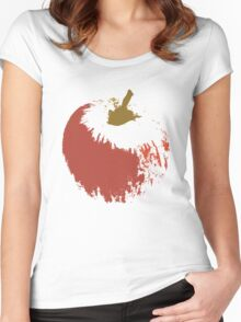Big  Apple Women's Fitted Scoop T-Shirt