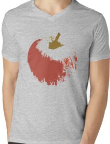 Big  Apple Mens V-Neck T-Shirt
