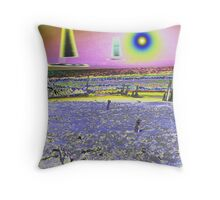 Space Ships 1 Throw Pillow