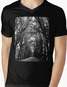 Keep to the Path Mens V-Neck T-Shirt