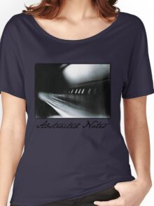 Abstracted Notes Women's Relaxed Fit T-Shirt