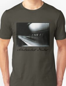 Abstracted Notes Unisex T-Shirt
