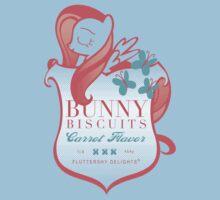 Fluttershy's Bunny Biscuits Kids Tee