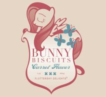 Fluttershy's Bunny Biscuits by Rachael Thomas