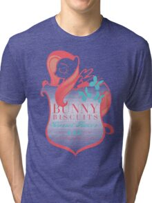 Fluttershy's Bunny Biscuits Tri-blend T-Shirt