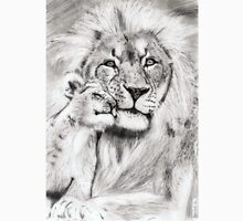 proud father ...pencil drawing Unisex T-Shirt