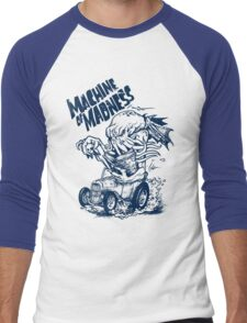 Machine of Madness Men's Baseball ¾ T-Shirt