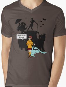 JINKIES! Mens V-Neck T-Shirt