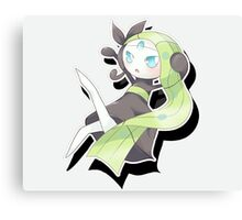 Meloetta's music Canvas Print