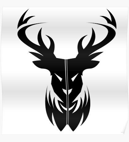 House Baratheon Sigil Poster