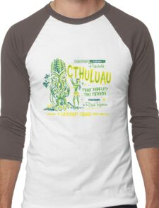 Cthuluau Men's Baseball ¾ T-Shirt