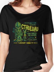 Cthuluau Women's Relaxed Fit T-Shirt