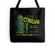 Cthuluau Tote Bag