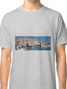 Sleepy Town and Harbour Classic T-Shirt