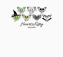 HeartKitty Halloween Cats with Logo T-Shirt
