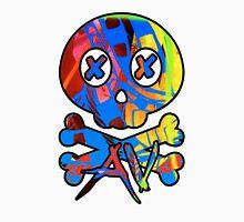 80s AbnormalVision logo skull Unisex T-Shirt