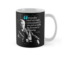 A Quote from Carl Gustav Jung Quote #37 of 50 available Mug