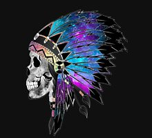 Nebula Skull Headress Tank Top