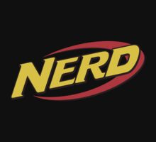 Nerf is for Nerds by brandoff