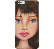 Faces: Trust in Yourself iPhone Case/Skin