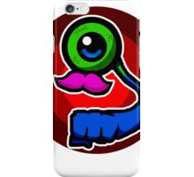 Marksepticpie iPhone Case/Skin