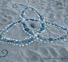 Beach Stone Knot by ingridthecrafty