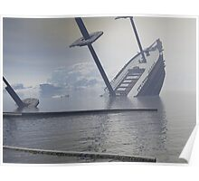 Ship Wrecked Poster
