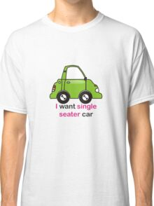single seater Classic T-Shirt