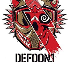 Defqon One - No guts No glory by PaContent