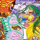 'Behind Me Destruction, Before Me Building--Reflections of My Future ~ Original' Pieces Art™ by Kayla Napua Kong