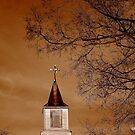 The Steeple by Mechelep