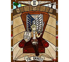 III The Empress - Christa Renz Photographic Print