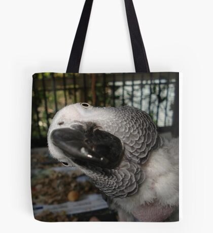 THE FUNNIEST BIRD IN FLORIDA Tote Bag