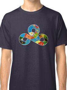 Origami Cloud 9 / Kimono Classic T-Shirt