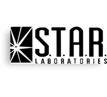 Heisenberg - Star Lab. Canvas Print