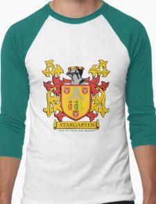 ATARGARYEN Men's Baseball ¾ T-Shirt