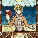 I The Magician - Armin Arlert by legendaryarmor