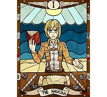 I The Magician - Armin Arlert Photographic Print