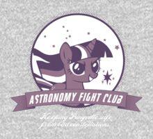Twilight Sparkle's Astronomy Fight Club Kids Clothes