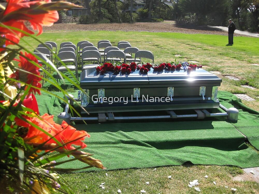 Eternal Rest by Gregory L. Nance