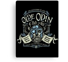 Olde Odin Pale Ale Canvas Print