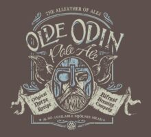 Olde Odin Pale Ale by HeartattackJack