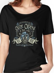Olde Odin Pale Ale Women's Relaxed Fit T-Shirt