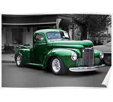 1948 International Harvester Pick-up KB-2 Poster