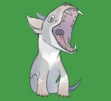 Bull Terrier One Piece - Short Sleeve