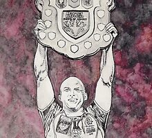 State Of Origin... 6 in a row by Donna Macarone