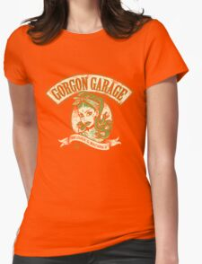 Gorgon Garage Womens Fitted T-Shirt